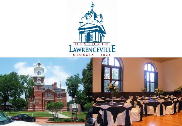 Historic Lawrenceville - Atlanta Venues - Atlanta Venues Rentals Atlanta Venues Organizer Atlanta Wedding Venues
