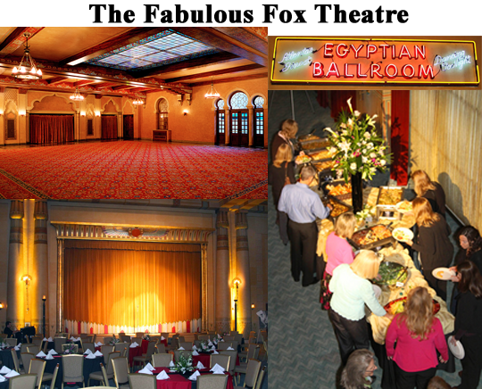 The Fabulous Fox Theatre - Atlanta Venue - Atlanta Venues Rentals Atlanta Venues Organizer Atlanta Wedding Venues