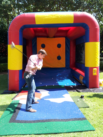 Golf Themed Event Planners | Golf Themed Team Building Events