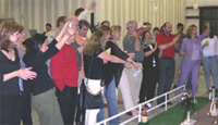 Corporate Team Building Themed Party