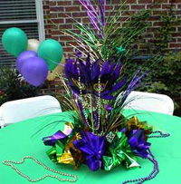 Mardi Gras Themed Party | Mardi Gras Themed Event