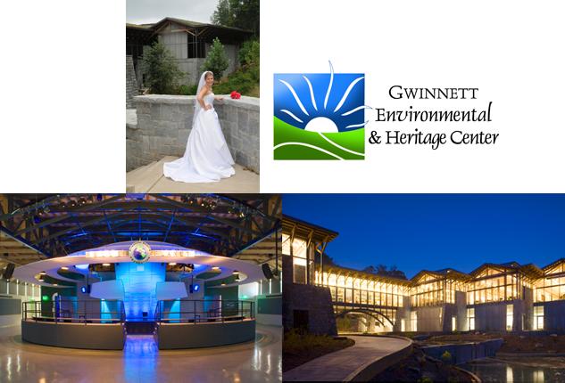 Gwinnett Enviromental & Heritage Center - Atlanta Venues - Atlanta Venues Rentals Atlanta Venues Organizer Atlanta Wedding Venues