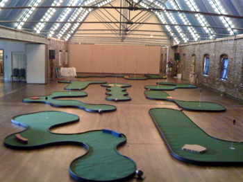 Golf Themed Event Planners | Golf Themed Team Building Events Atlanta