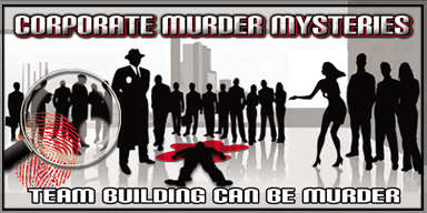 Corporate Murder Mystery Team Building