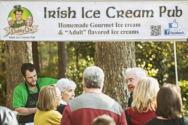 Ice Cream Irish Pub
