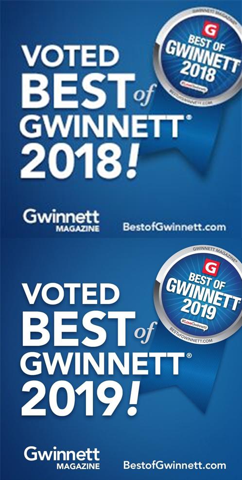 Best Of Gwinnett 2018 2019